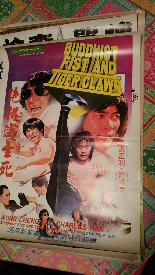 BUDDHIST FIST AND TIGER CLAWS (1981)- Poster.jpg