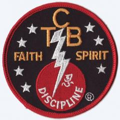 E's TCB logo