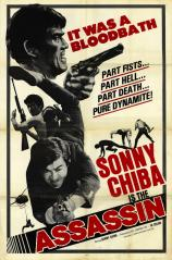 ASSASSIN, USA theatrical poster