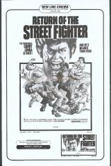 RETURN OF THE STREET FIGHTER, USA newspaper ad.jpg