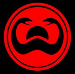Thulsa Doom's cult's snake crest