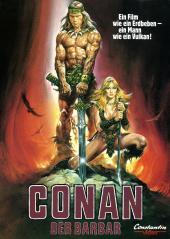 CONAN THE BARBARIAN (1982) German theatrical poster