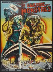 Kaiju Eiga (Giant Monsters) Posters