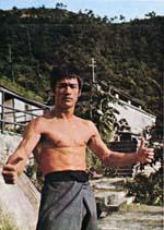 Rare Bruce Lee pictures !