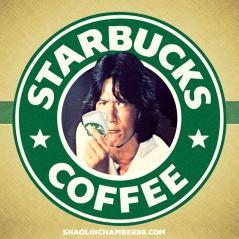 Starbucks - Jackie Chan