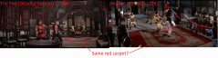 Same red carpet in The Five Venoms and Shaolin Intruders?