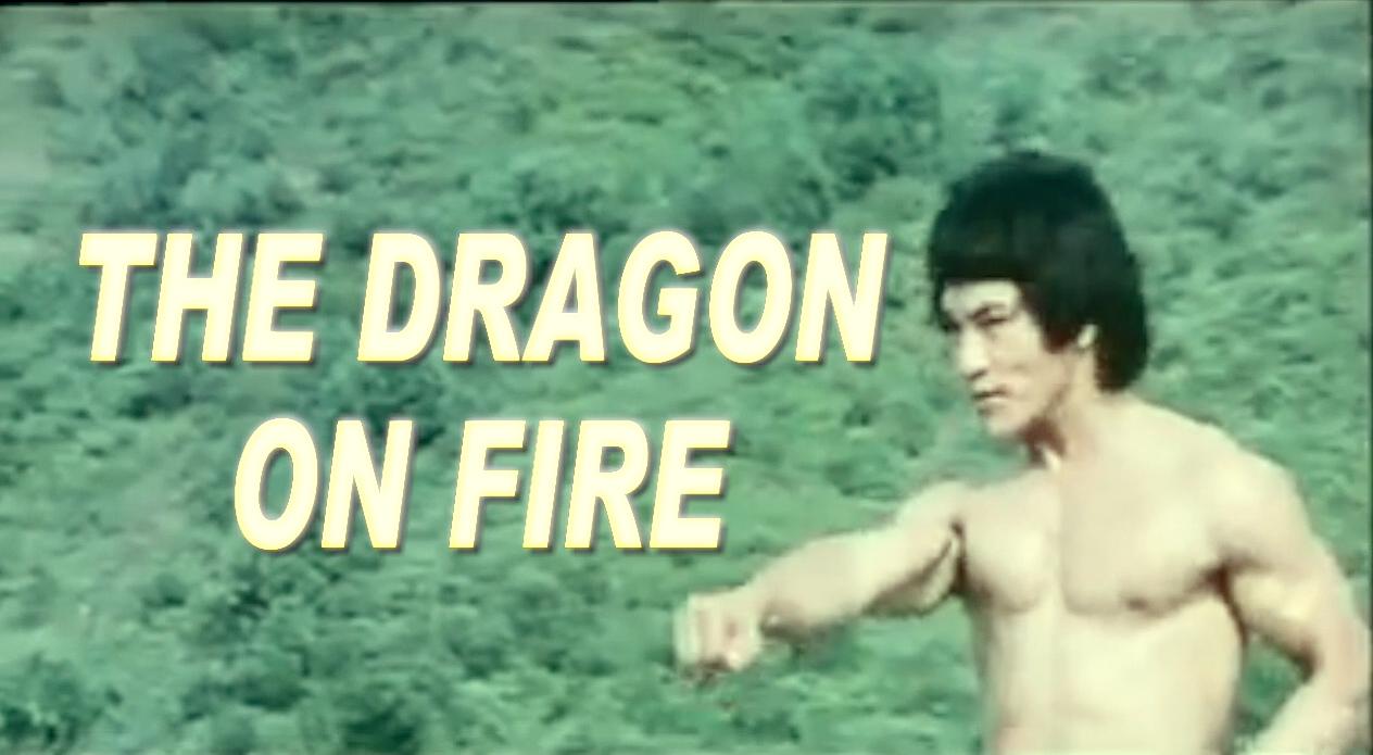 THE DRAGON ON FIRE aka ENTER THREE DRAGONS