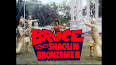 BRUCE AND THE SHAOLIN BRONZEMEN