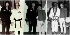 Elvis and Bruce