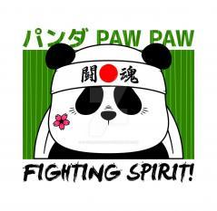 Panda Fighting Spirit