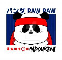 Panda Hadouken