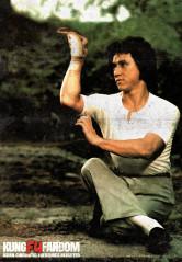 "Jackie Chan ""Snake Fist"""