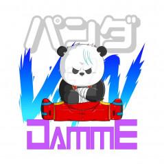 Panda Van Damme