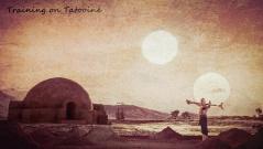 Training on Tatooine