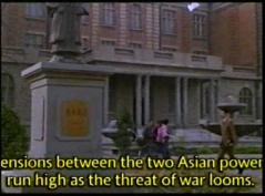 Fist of Legend (still frames from TV recording)