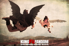 New One Armed Swordsman - Angels